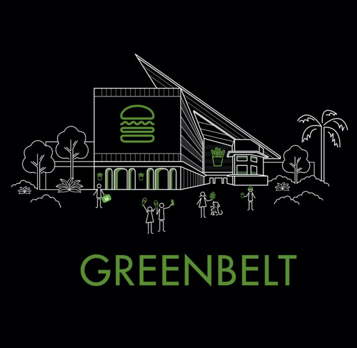 Shake Shack Greenbelt Location Icon