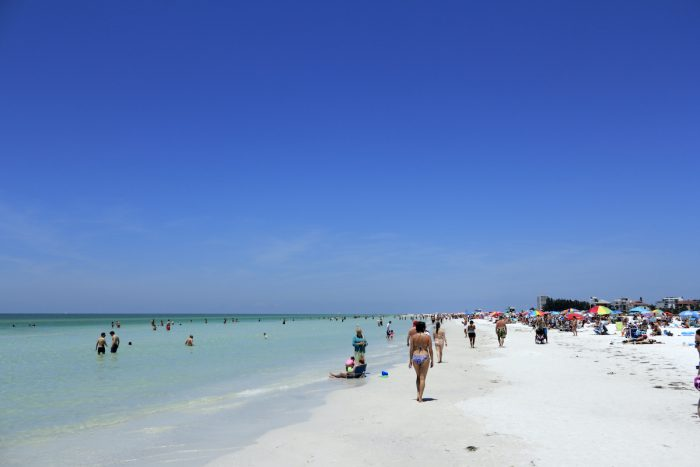 Siesta Key Village photo via Depositphotos