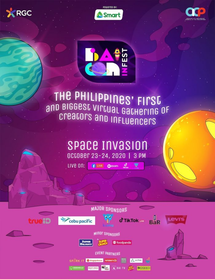 Smart powers BaiCon InFest for 'Space Invasion' 2020