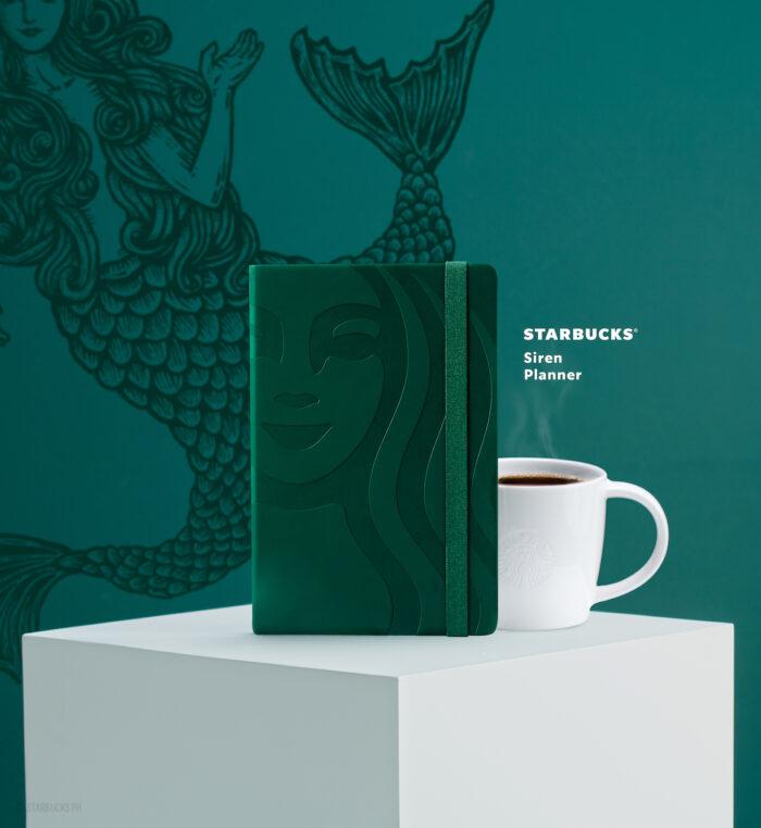 Starbucks 2021 Siren Planner