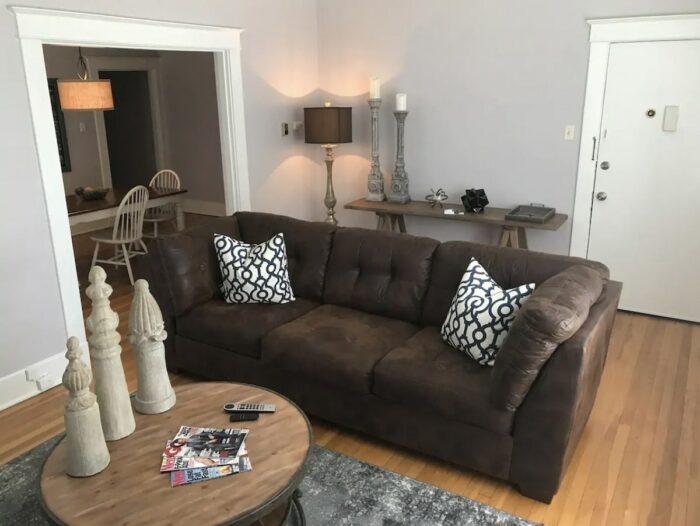 Studio Airbnbs in Memphis