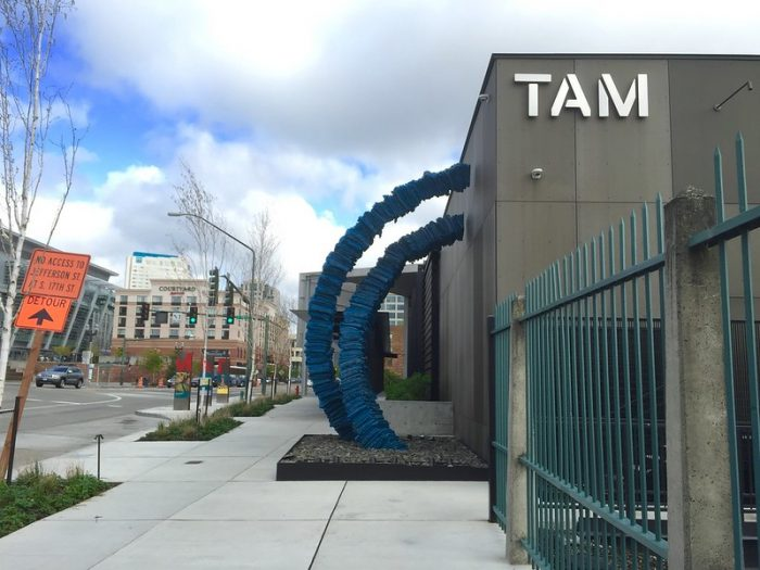 Tacoma Art Museum by Jim Belford via Flickr CC