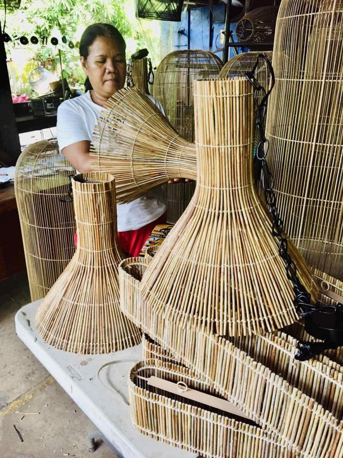 The women of Hacienda Crafts keeping the Philippine arts and crafts alive