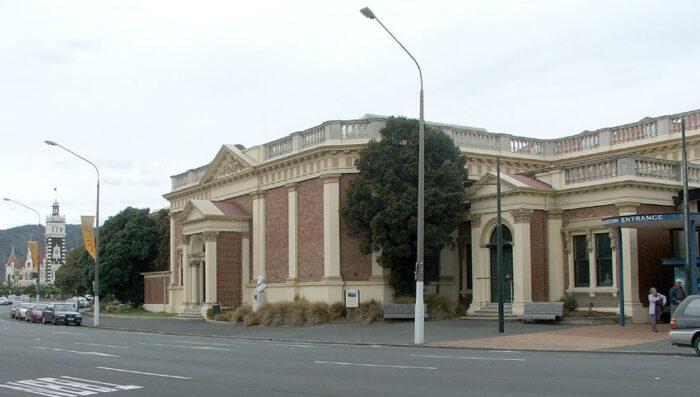 Toitu Otago Settlers Museum by Grutness via Wikipedia CC