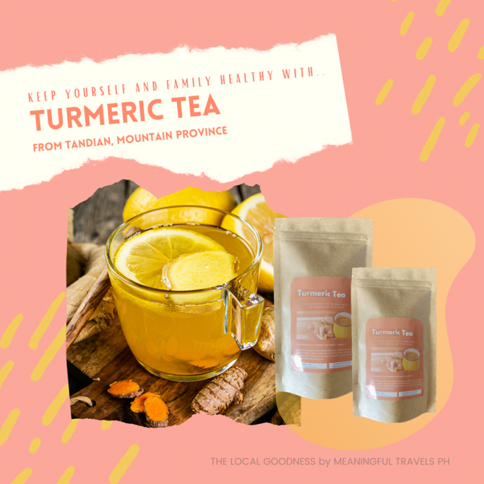 Turmeric Tea from Tadian