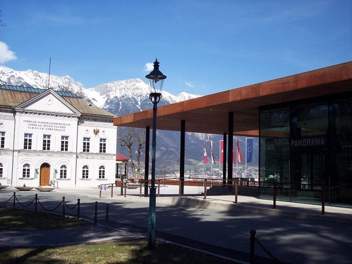 Tyrol Panorama Museum by Rosco Diskussion via Wikipedia CC