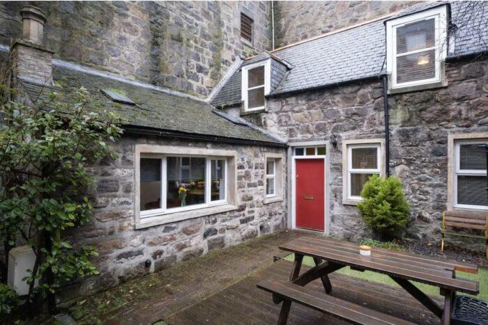 Aberdeen Cottage Rental Airbnb