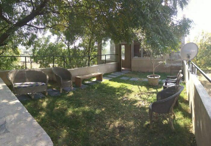 Estudio Ahmedabad Terrace Garden con balcón privado