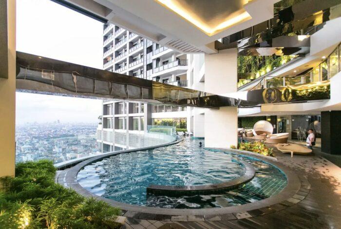 Airbnb Makati Gramercy Residences Makati Avenue