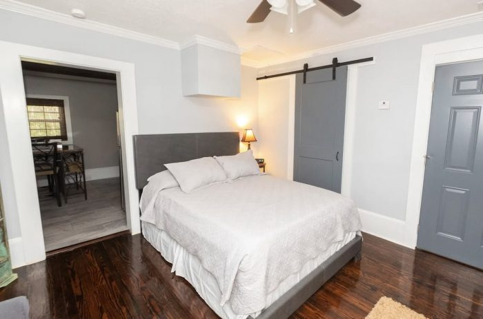Airbnb in downtown Fayetteville