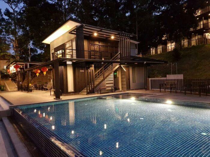 Casa Hill Resort in Sungai Lembing photo via Agoda