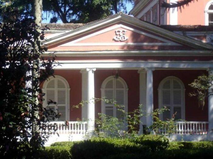 Casa da Princesa Isabel by Wikimapa via Flickr CC