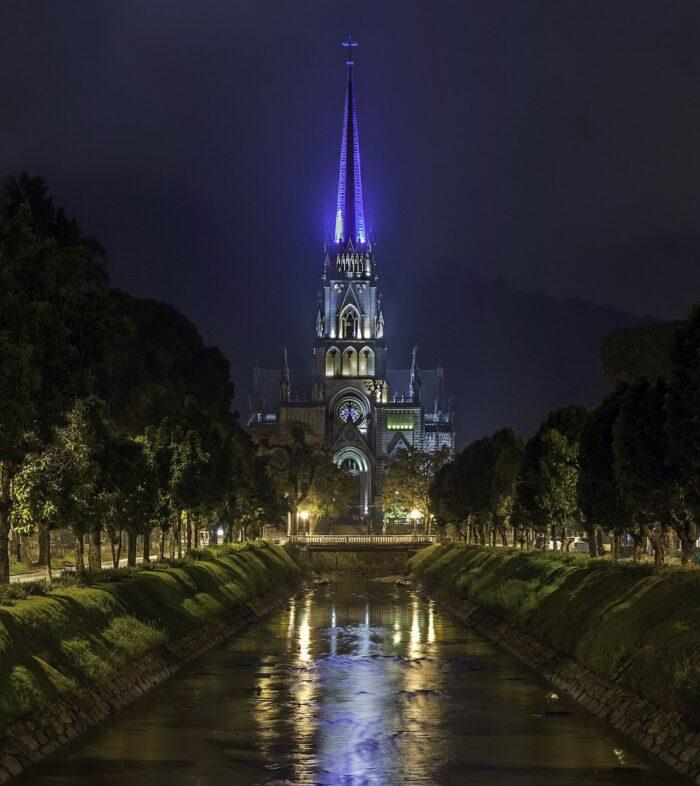 Catedral de Sao Pedro de Alcantara by Wilfredor via Wikipedia CC