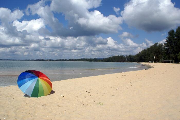 Cherating Beach in Kuantan photo via Depositphotos