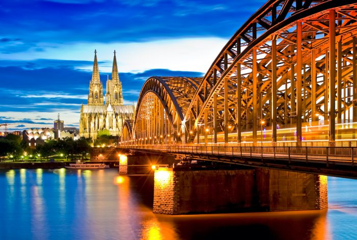 Cologne Cathedral photo via Depositphotos