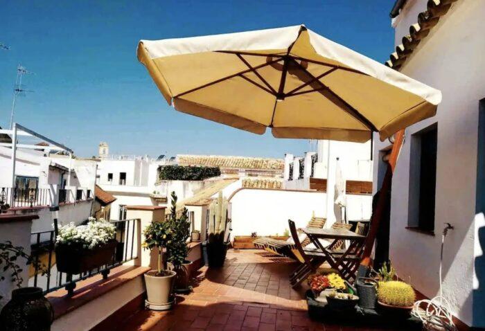 Cordoba Apartment with beautiful balcony