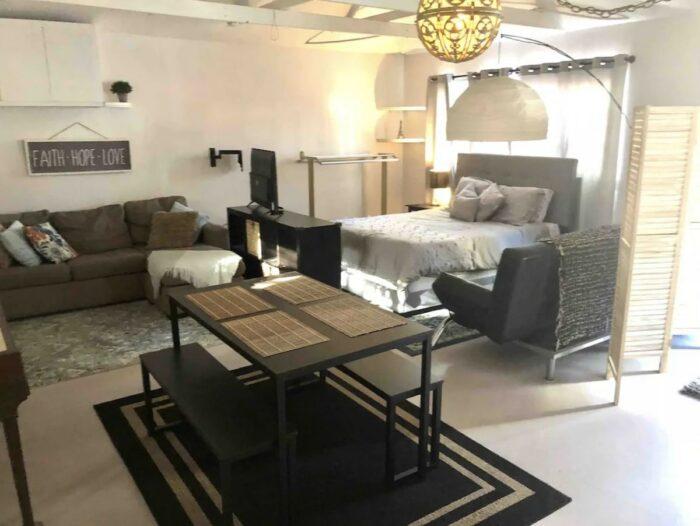 Cozy Venice beach studio rental