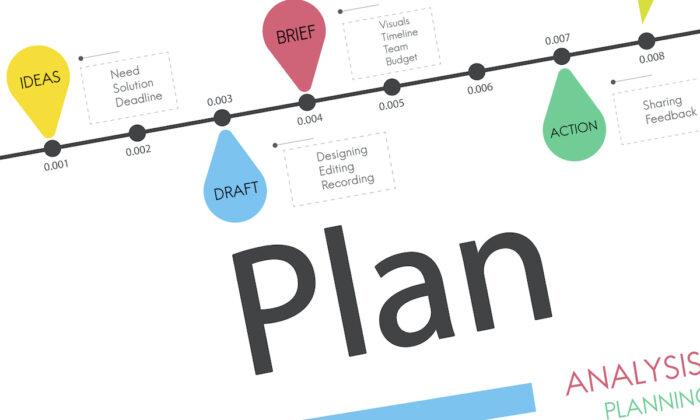 Create an Action Plan image via Depositphotos