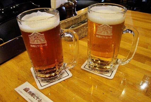 Hakodate Beer photo via Hakodate.travel