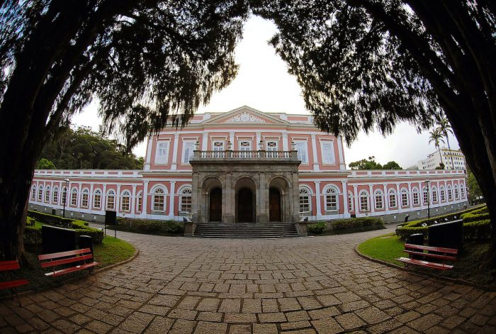 Imperial Museum of Brazil photo via Depositphotos