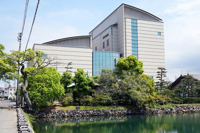 Kagawa Museum by 663highland via Wikipedia CC