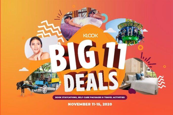 Klook Big 11 Deals