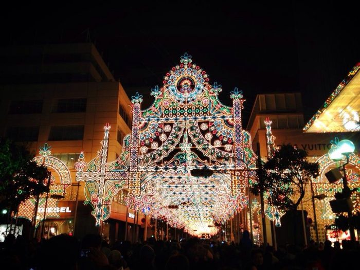 Kobe Luminarie Festival by Rast Drogathismos via Flickr CC