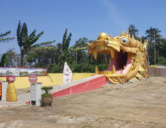 Lao Zi Temple in Kuantan by Elton Ang via Facebook