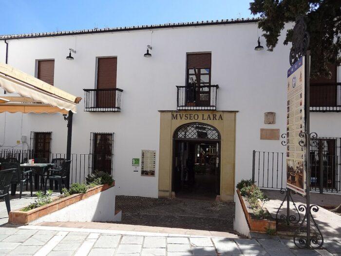 Lara Museum by Andras Vadas via Wikipedia CC
