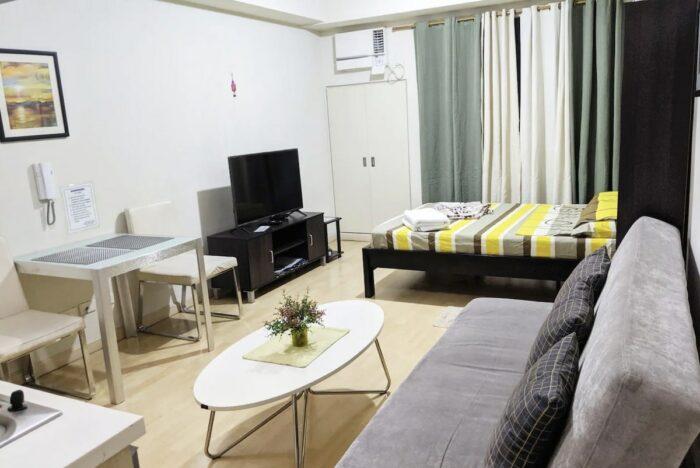 Makati Airbnb Rental in Salcedo Village