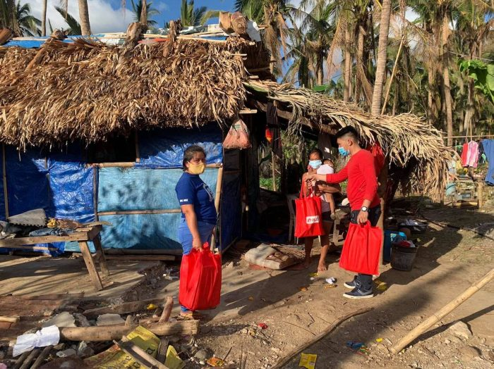 Minilabac CamSur Relief Operations