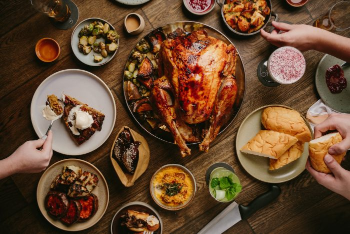 Mr. Brown Festive Turkey