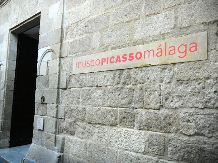 Picasso Museum Malaga von Llecco über Wikipedia CC