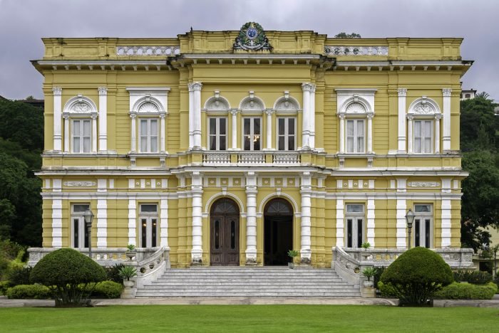 Palacio Rio Negro by Wilfredor via Wikipedia CC