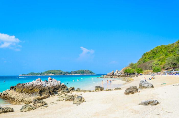 Pattaya Beach photo via Depositphotos