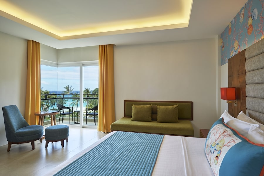 <div>Movenpick Resort & Spa Boracay welcomes you back to paradise</div>