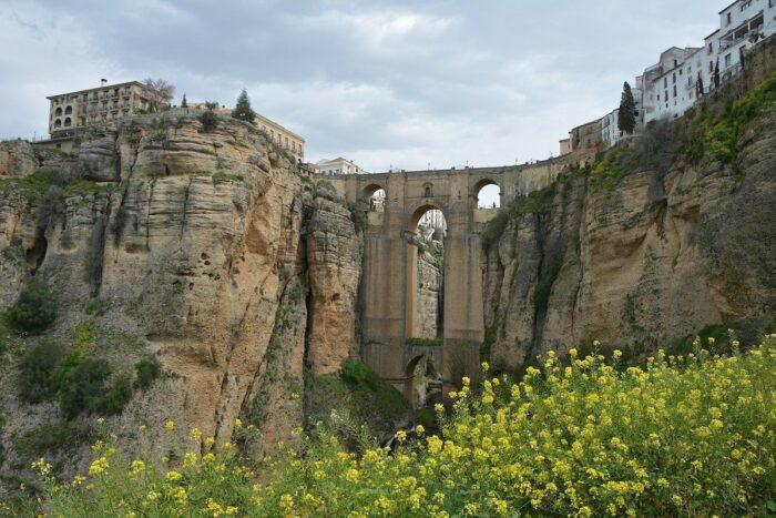 Puente Nuevo in Ronda Spain
