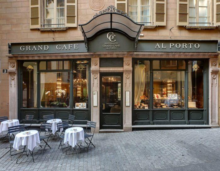 Ristorante Grand Cafe al Porto