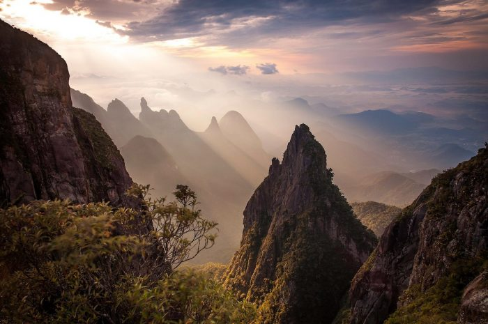 Serra dos Orgaos National Park by Carlos Perez Couto via Wikipedia CC