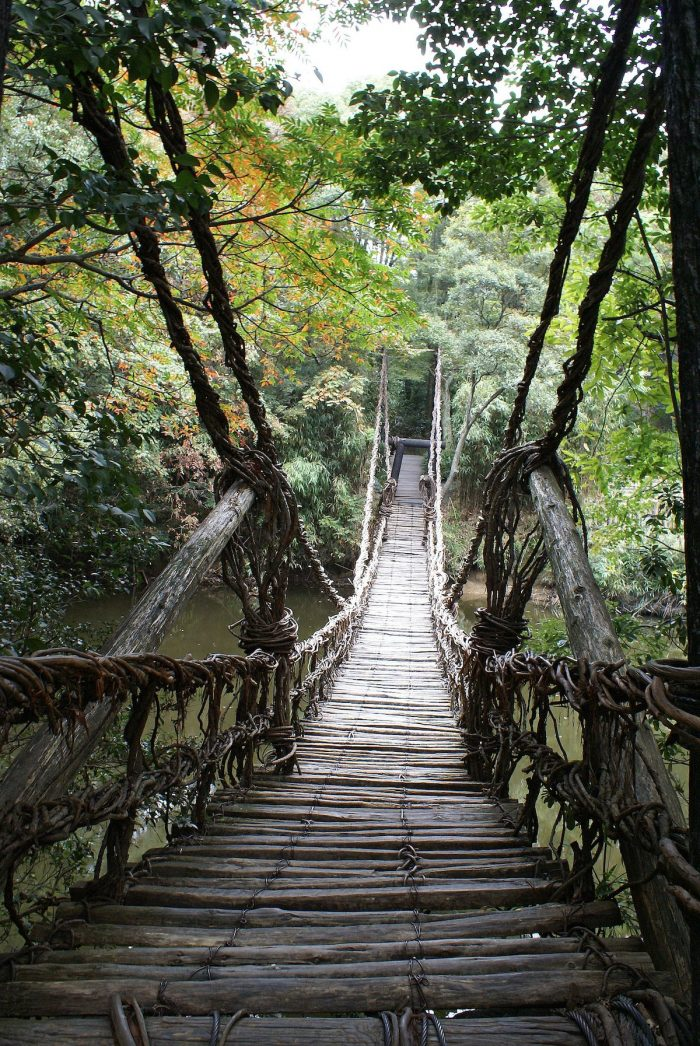 Shikoku Mura Village por 663highland a través de Wikipedia CC