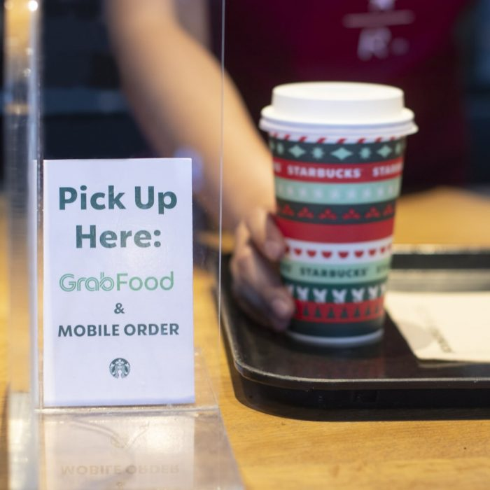 Starbucks PH Mobile Order via App