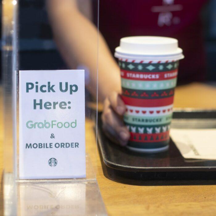 Starbucks PH Mobile Order via App