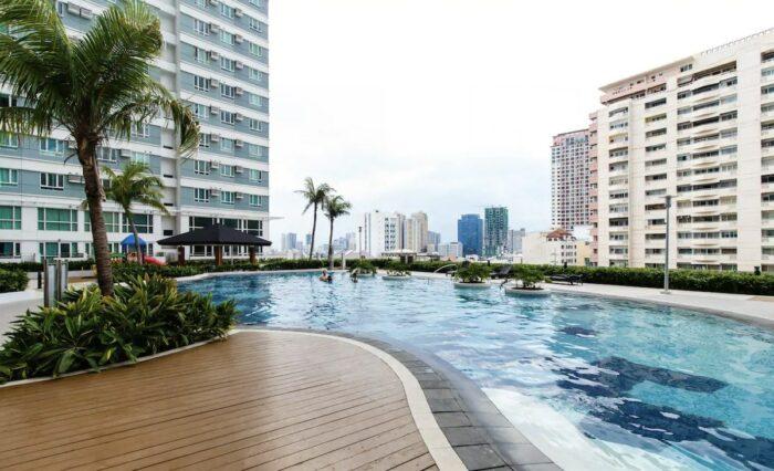 Airbnb desinfectado con rayos ultravioleta en Makati