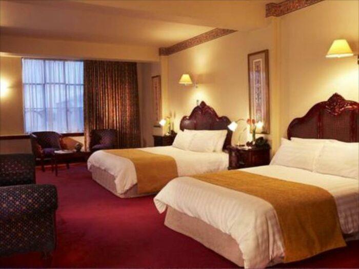 Hotel VR Hamilton