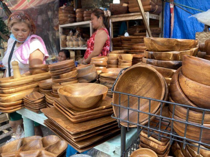 Wood Handicrafts Dapitan Arcade