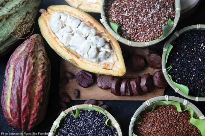 A variety of grains grown in the Cordillera Mountains, but what are these, exactly?