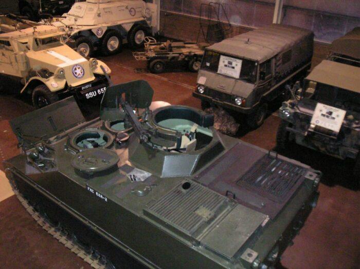 American Armory Museum photo via FB Page