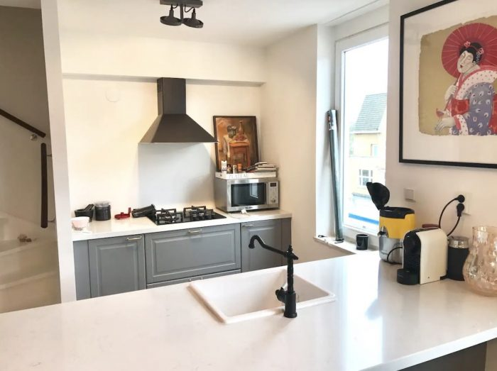 Apartment rental in Maastricht