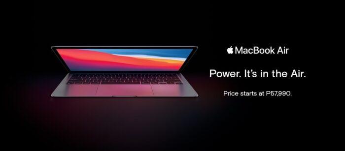 BTB MacBook Air Now Available