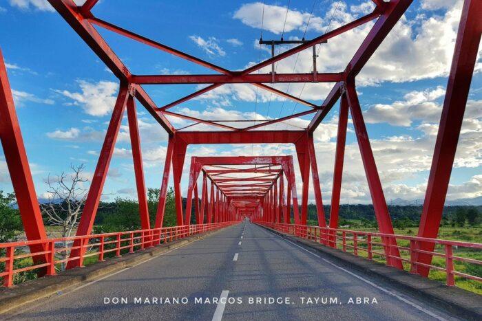 Don Mariano Marcos Bridge by DyKath Molina via Facebook